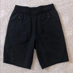 Lululemon Black Shorts- Size Medium